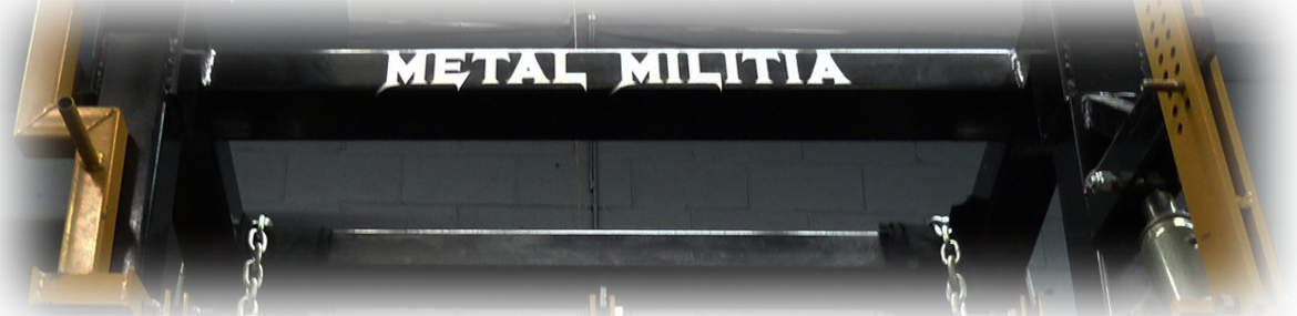 METAL MILITIA MONOLIFT TOP